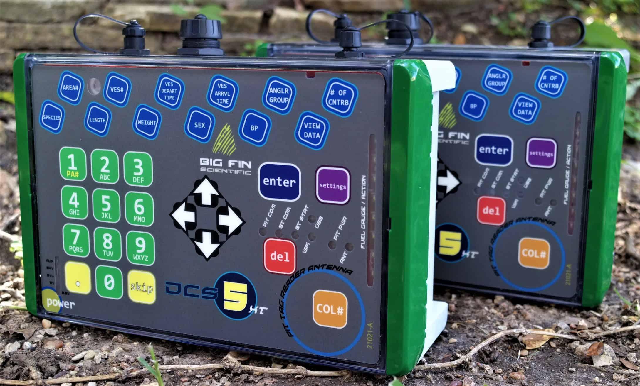DCS5 XT Control Boxes